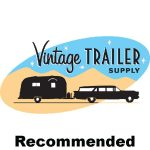 Recommended Vintage Trailer Supply